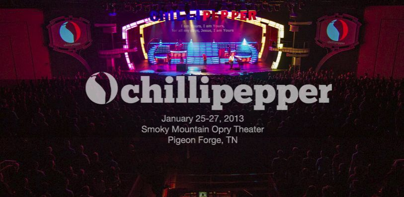 Chillipepper Winter Student Conference – Jan 25-27 2013