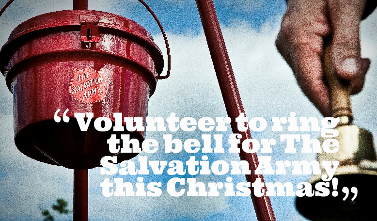 The Salvation Army Gaffney, SC Christmas Kettle Drive 2013