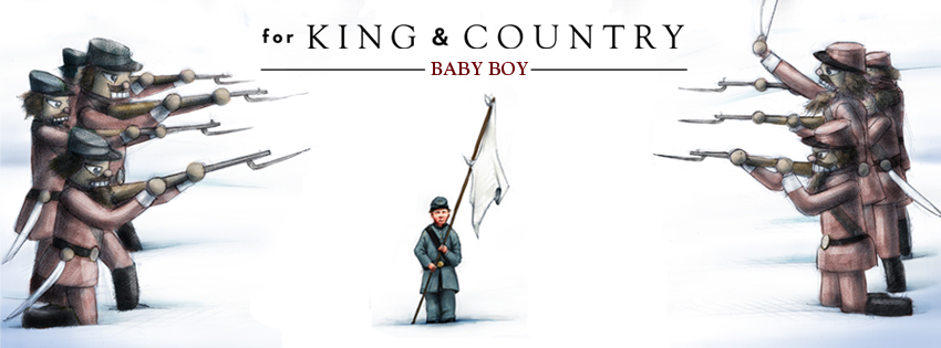"Video – For King & Country ""Baby Boy"" – LIVE VERSION"