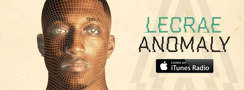"Lecrae's Newest LP ""Anamoly"" Released Today!"
