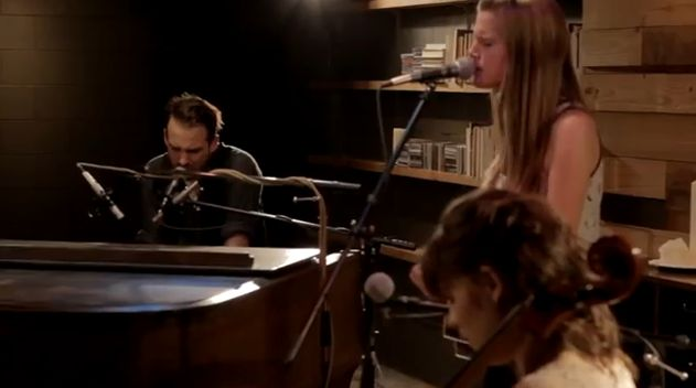 All Sons & Daughters – Reason to Sing – Video of the Day