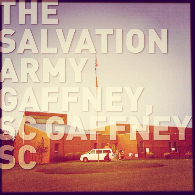 The Salvation Army Club 3:16