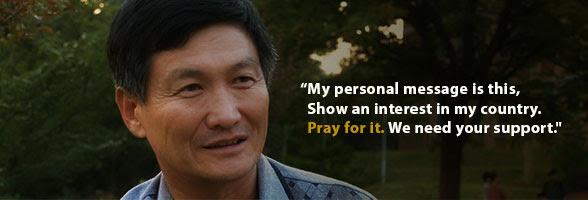 Meet Persecuted Christian Kim Tae Jin