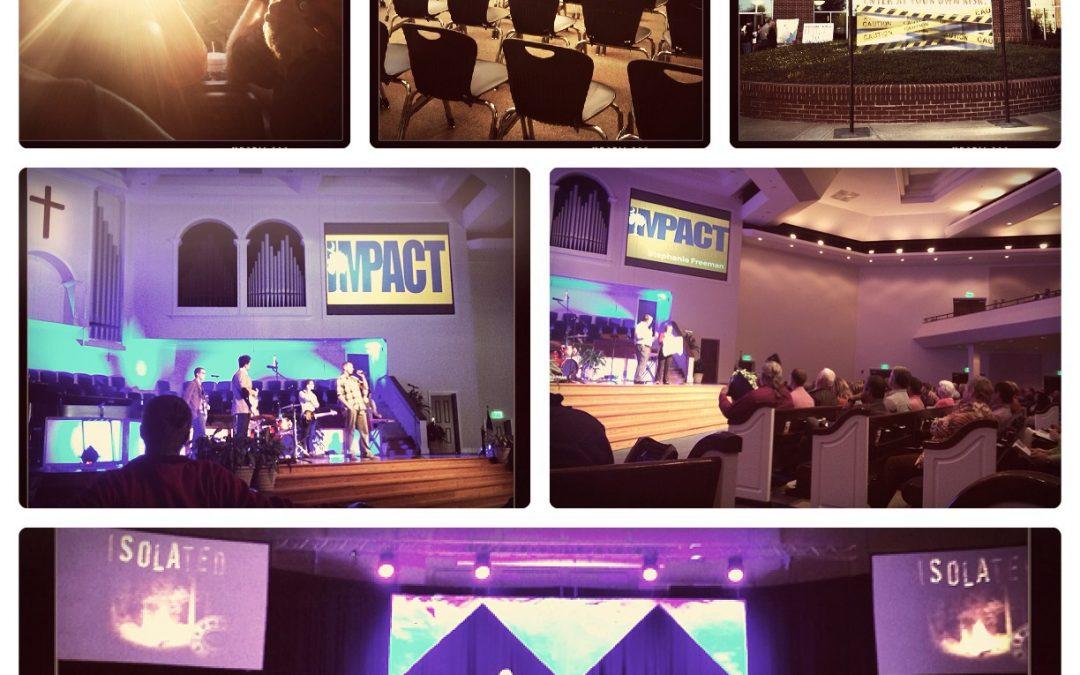 South Carolina Baptist Convention IMPACT Training