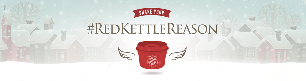 The Salvation Army's Rock The Red Kettle Concert Information #redkettlereasons