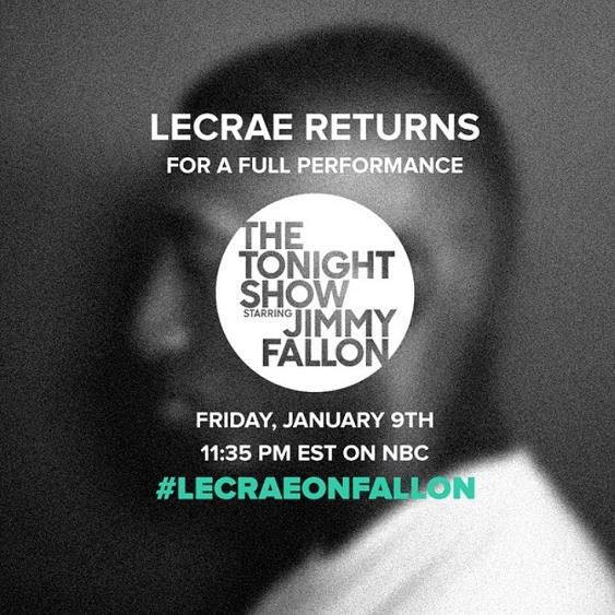 Lecrae – Perfomance From The Tonight Show With Jimmy Fallon January 9, 2015 – Video