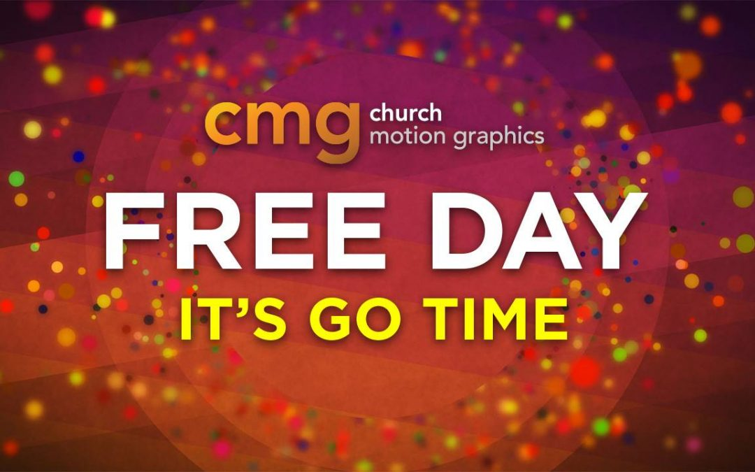 Church Motion Graphics – FREE Downloads Today Only