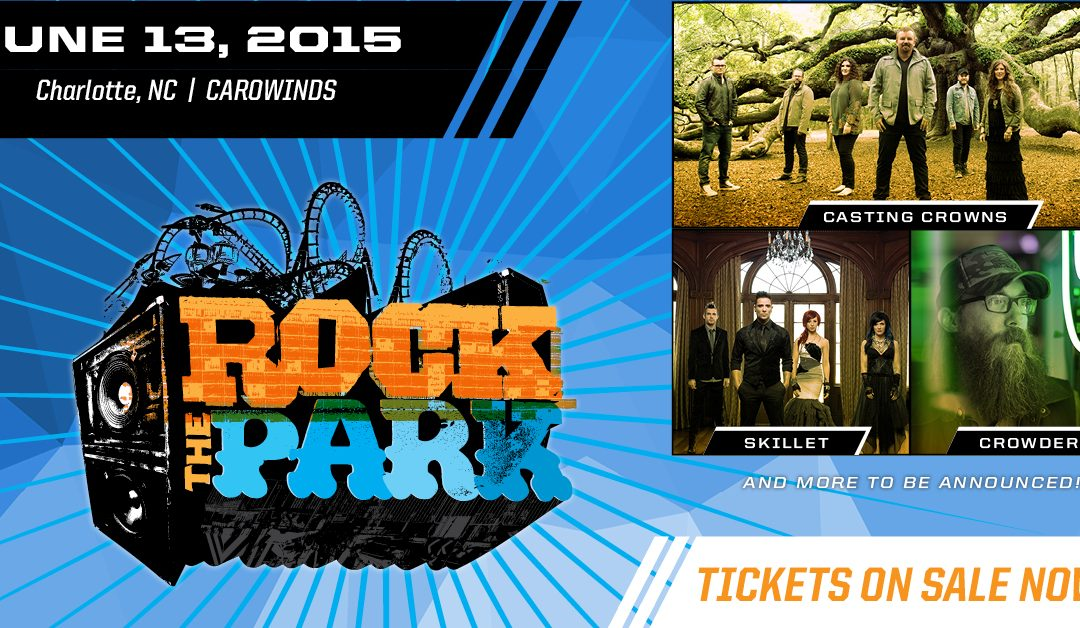 Rock the Park 2015 at Carowinds!