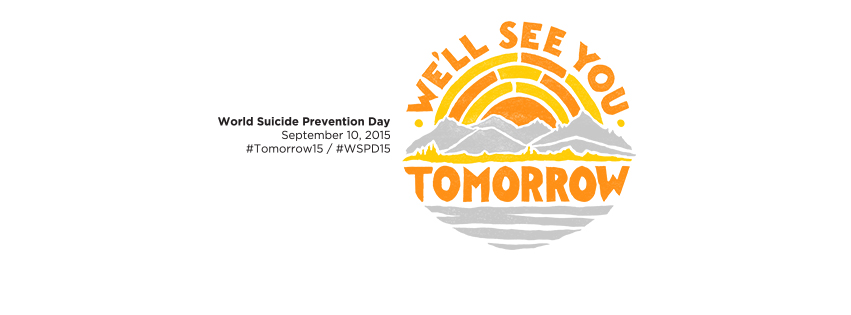 National Suicide Prevention Week #nspw15 #wspd15