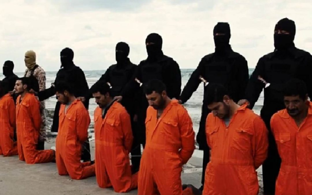 Christians Response To ISIS Is Forgiveness